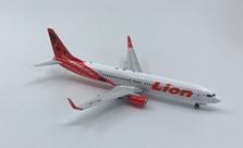 "Lion Air B737-900ER ""LionParcel.com"" PK-LJF (1:400) - , Phoenix 1:400 Scale Diecast Aircraft, Item Number PH4LNI1826"