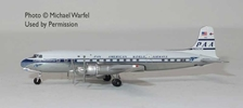 "Pan Am DC-6 N6524C ""Clipper Pocahantas"" (1:400) by AeroClassics Models Item Number: AC419506"