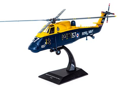 Westland Wessex HAS.3, British Royal Navy (1:72), ALTAYA Item Number ALCH57