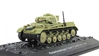Sd.Kfz.121 PzKpfw II Ausf.F, 21st Panzer Division, German Army, North Africa, 1942 (1:72), Amercom Diecast Item Number ACBG64