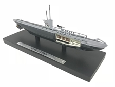 Type IIC Submarine U-59 Germany, 1938 (1:350), Atlas Editions Item Number ATL-7169-111