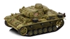Pz.Kpfw.III Ausf.M 23.Pz.Div. South Russia 1943 (1:72), Dragon Diecast Armor Item Number DRR60579