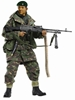 """Dhak Gurung"" (GPMG Gunner) - Gurkha Infantry, 1st Battalion, 7th Duke of Edinburghs Own Gurkha Rifles, Falklands War 1982 (1:6), Dragon Collectible Figures Item Number DRF70845"