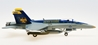 F/A-18C USN Golden Dragons VFA192 (1:200), Hogan Wings Collectible Airliner Models Item Number HG7150