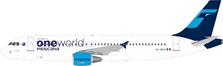 Mexicana (Oneworld) Airbus A320-214 XA-MXK 90 Models Made (1:200)