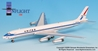 United Airlines DC-8-62, Mainliner (1:200)