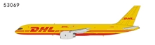 DHL 757-200PCF G-BMRE Formula 1 Colors (1:400) NG Model 53069