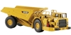 Cat Ad45b Underground Trk (1:50), Norscot Diecast Construction Equipment Item Number CAT55191