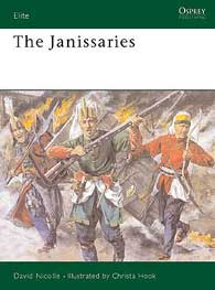 The Janissaries, Osprey Publishing Item Number OSPELI58
