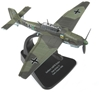 Ju 87B Stuka Stab III./St.G.77, Caen, France, 1940 (1:72), Oxford Diecast 1:72 Scale Models Item Number AC004