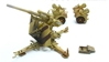 88mm Flak 36, Tan (1:72), Precision Model Art Item Number PMA-P0311