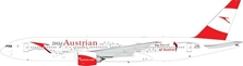 "Austrian B777-200ER ""My Sound of Austria"" OE-LPD (1:400) by Phoenix 1:400 Scale Diecast Aircraft Item Number: PH4AUA1882"