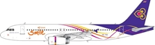 Thai Smile A320-200 HS-TXC (1:400) by Phoenix 1:400 Scale Diecast Aircraft Item Number: PH4THD1884