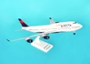 Delta 747-400 (1:200) W/Gear, SkyMarks Airliners Models Item Number SKR508
