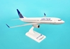 United 737-800 Post Co Merger Livery (1:130), SkyMarks Airliners Models Item Number SKR603