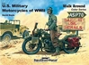Us Military Motorcycles Ww-II, Squadron Signal Publications Item Number SS5707