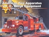 American Fire Apparatus Vol-2, Squadron Signal Publications Item Number SS6402