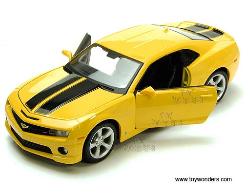 Chevrolet Camaro Hard Top (2010, 1:24, Colors are random based on availablility)