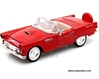 Ford Thunderbird Convertible (1956, 1:24, Red) 73215, Motormax Premium American Item Number 73215AC/R