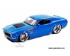 Ford Mustang Boss 429 Hard Top (1970) (1:24) (Assorted Colors) - Color may vary, Jada Toys Bigtime Muscle Item Number 90022