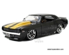 Chevy Camaro Hard Top (1969) (1:24) (Assorted Colors) - Color may vary, Jada Toys Bigtime Muscle Item Number 90346