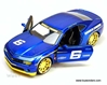 Chevy Camaro SS Hard Top Sunoco Edition #6 (2010) (1:24) (Blue), Jada Toys Bigtime Kustoms Item Number 92489SUNOCO