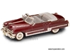Cadillac Coupe de Ville Convertible (1949, 1:43, Burgundy) 94223, Yatming Road Signature Item Number 94223BG