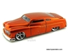 Mercury Hard Top (1951) (1:24) (Assorted Colors) - Color may vary, Jada Toys Bigtime Kustoms Item Number 96474