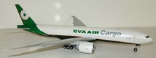 EVA Air Cargo B777F B-16781 (1:200), JC Wings Diecast Airliners, Item Number JC2EVA039