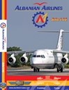 Albania Airlines Bae146 (DVD), Just Planes Aviation DVDs Item Number JPLBC1