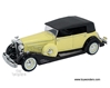 Cadillac Fleetwood Phaeton (1933, 1:32, Yellow) 32367, Signature Models Item Number 32367YL