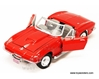 Chevy Corvette Convertible (1967, 1:24, Assorted Colors) - Price is for one vehicle, Showcasts Item Number 73224/16D