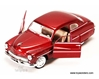 Mercury Hard Top (1949, 1:24, Assted.), Showcasts Item Number 73225/16D
