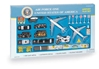 Air Force One Playset 30PC, Realtoy Diecast Toys Item Number RT5732