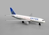 "United Airlines B777, New Colors (5""), Realtoy Diecast Toys Item Number RT6266"