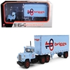 Mack R Model With 28 Pop Trailer Briggs Transportation 1/64 Diecast Model by First Gear, First Gear Item Number 60-0284