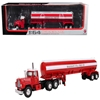 Mack R-Model with 42 Water Tank Trailer Madison Fire Co. 1/64 Diecast Model by First Gear, First Gear Item Number 60-0289