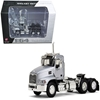 Mack Pinnacle Day Cab Silver 1/64 Diecast Model by First Gear, First Gear Item Number 60-0349