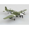 P-51B Mustang, Lt Henry Brown (1:72), EasyModel Aircraft Models Item Number EM36357