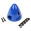 "1-1/2"" Spinner Blue (QTY/PKG: 1 ), DU-BRO Item Number DUB264"