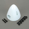 "1-1/2"" Spinner White (QTY/PKG: 1 ), DU-BRO Item Number DUB260"