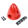 "1-1/2"" Spinner Red (QTY/PKG: 1 ), DU-BRO Item Number DUB262"