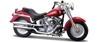 2004 FLSTFI Fat Boy, Harley-Davidson Motorcycles Series 27 (1:18), Maisto Item Number MST31360/27B