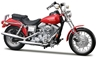 1997 FXDL Dyna Low Rider, Harley-Davidson Motorcycles Series 30 (1:18), Maisto Item Number MST31360/30D