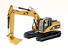 Caterpillar 320D L Hydraulic Excavator (1:50) by Diecast Masters