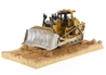 Caterpillar D9T Weathered Track-Type Tractor (1:50)