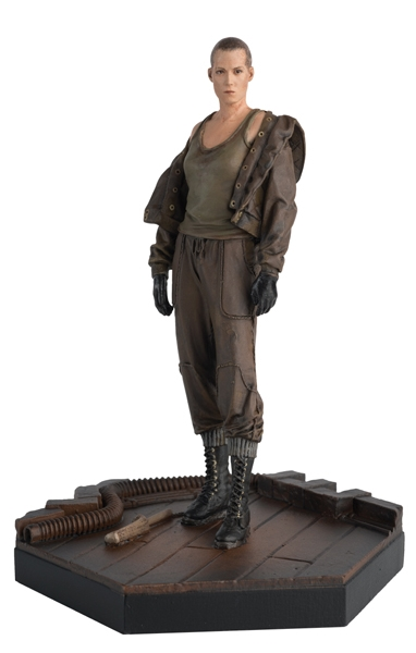 Ripley - Alien 3 1992  - Cast in Metallic Resin, Eagle Moss Item Number EMAP36