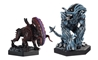 Aliens Retro Figure Collection #2 - Bull and Gorilla 2-Piece Set, Eagle Moss Item Number EMAPRETROPK02