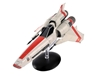 Battlestar Galactica - Viper Mk. II  -  Battlestar Galactica: The Offical Starships Collection, Eagle Moss Item Number EMBSG01