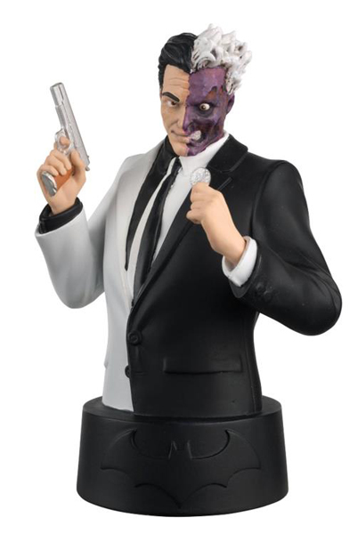 Two-Face - DC Universe Collector's Bust, Eagle Moss Item Number EMDCBUST04